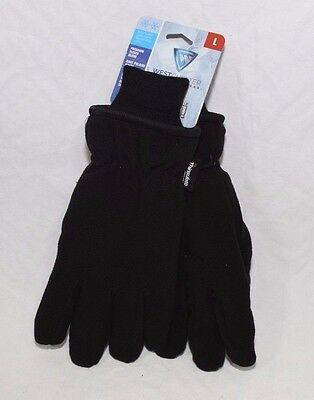 West Chester Cold Weather Premium Fleece Gloves 40 Gm Thinsulate Lined Large