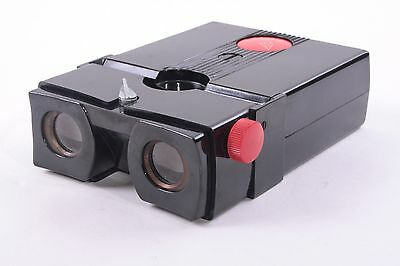 Stereo Realist Slide Viewer - Red Button