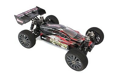 Himoto Shootout 1/8 Scale RTR 4WD 2.4GHz Brushless RC Remote Control Buggy Brand