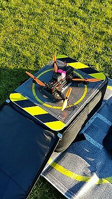 drone In Case Take Off / landing pad