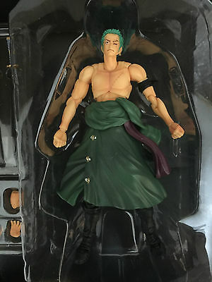 Roronoa Zoro One Piece Anime Variable Action Heroes Model Figure VAH New