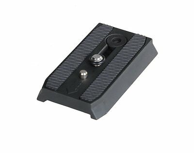Benro Slide-In Video Quick Release Plate for S4/S6 (QR6)