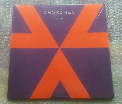 Chvrches Recover Orange Vinyl Record Store Day Rsd 500 Only Mega Rare! Mint
