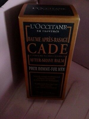 Loccitane - Cade Mens After Shave Balm 75ml