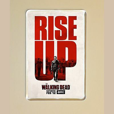 The Walking Dead - Season 7 - Norman Reedus - Rise Up - Fridge Magnet