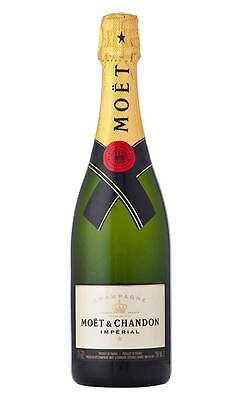 Moet & Chandon Imperial NV Champagne 750ml (Boxed)