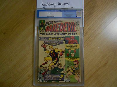 Daredevil 1 - First Appearance & Origin of Daredevil CGC 5.0