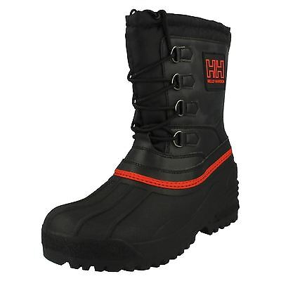 Marche Bottines HELLY Bottes Forester HANSEN HOMMES Hiver hQdtCrs