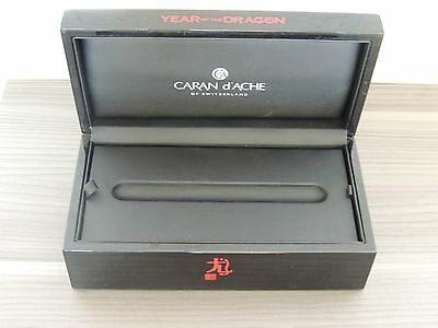 """CARAN d`ACHE """"YEAR OF THE DRAGON"""" LIMITED EDITION BOX FOR PEN 2012"""