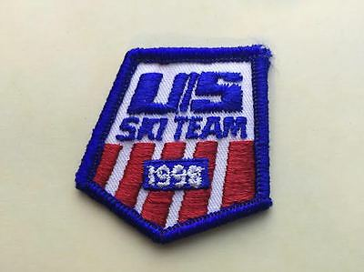 1998 US Ski Team United States Ski Association Snowboard Hat Jacket Patch Crest