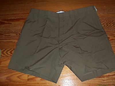 Boy Scout Official Uniform  Shorts Size 30 Camp Hiking Waist Made In Usa