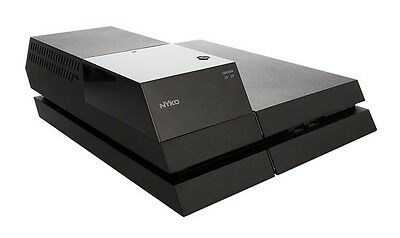 "NYKO Data Bank PLUS para Sony Playstation PS4 - 3.5"" Carcasa para HDD"