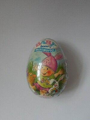 Zapf Creation Baby Born Mini World Easter Egg With Doll