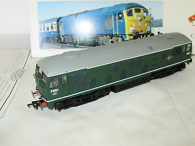 Bachmann 32-426. Class 24 Diesel BR green. As New Condition. Boxed  OO Scale
