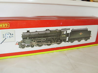 Hornby R.2258. Class 5MT BR 4-6-0 Steam Loco. As New Condition. Boxed  OO Scale
