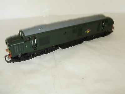 Hornby Class 37 BR Co-Co Diesel Loco. Excellent Condition. No Box.  OO Scale