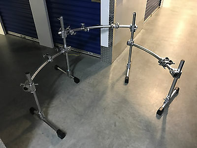 Yamaha Hex Rack DTXtreme Curved Rack System