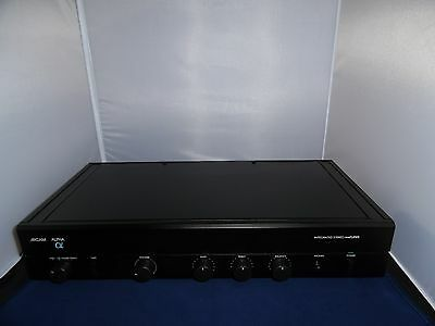 Arcam Alpha 2 Amplifier with Phono Stage