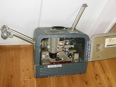GB-Bell & Howell Filmosound Model 636 16mm Cine/Film Projector 1960's Made in GB
