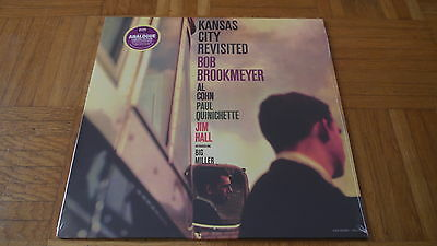 Bob Brookmeyer ‎– Kansas City Revisited - Pure Pleasure Records - Remastered