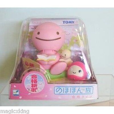Tomy Nohohon Study Solar ECO Japan Pink Figure Limited Very RARE