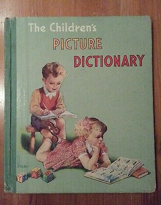 The Childrens Picture DIctionary