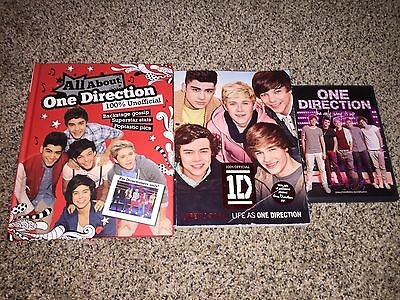 One Direction Books And DVD