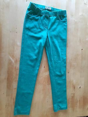 Mini Boden Green/turquoise Jeggings/ Trousers Age 9 Years