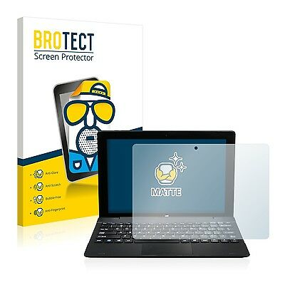 2x BROTECT Matte Screen Protector for Mediacom WinPad 10.1 X201 Protection Film