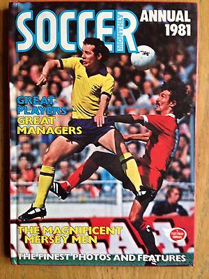 Soccer Monthly Annual 1981