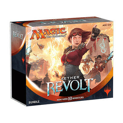 Mtg Aether Revolt Bundle New And Sealed. Includes 10 Boosters