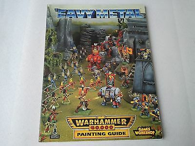 Near Perfect Eavy Metal Warhammer 40000 40k Painting Guide Citadel Miniatures 94