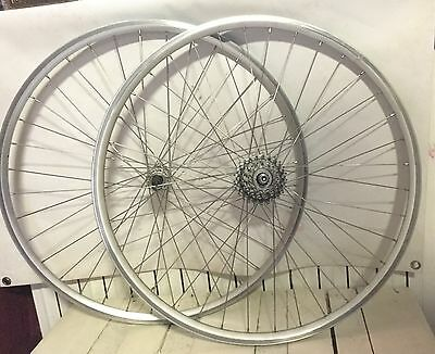 """28"""" RUOTE WHEELS CAMPAGNOLO  MIRAGE  9 speed"""