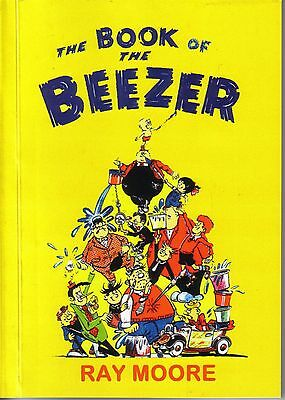 Book Of The Beezer - A Complete Index To The Beezer Comic Fully Illustrated
