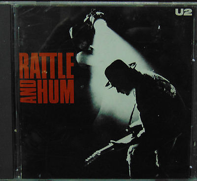 Rattle and Hum by U2 (CD, Oct-1988, Island (Label)) Canadian Release