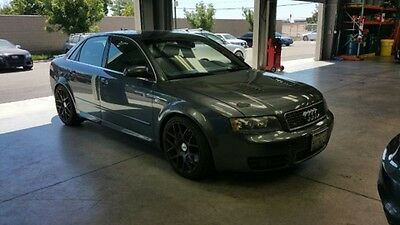 2005 Audi S4  2005 Stage 1 Supercharged Audi B6 S4