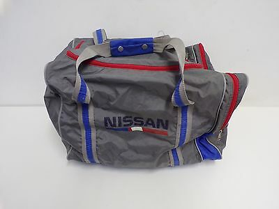 Btcc Nissan Racing Team Issue Holdall