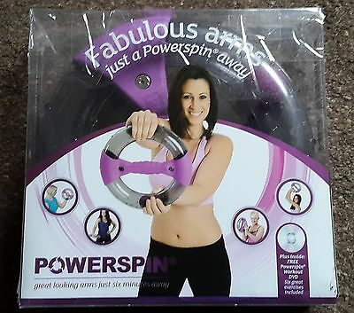 Powerspin for Fabulous Arms