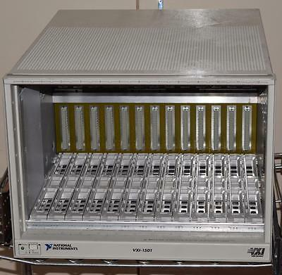 ^^ National Instruments Vxi-1501 Chassis