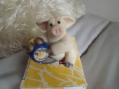 Piggin Alarming, boxed excellent condition