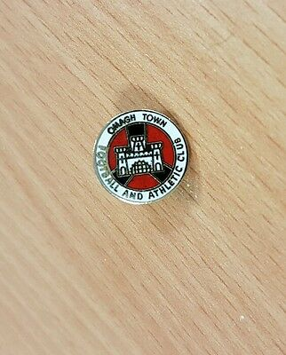 Omagh Town FC Badge
