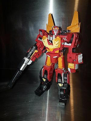 Transformers FansProject Protector Classics Rodimus Hot Rod OVP