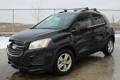 2015 Chevrolet Trax LT 2015 Chevrolet Trax LT Salvage Rebuilder Low Miles!! Back Up Cam!! Options!!