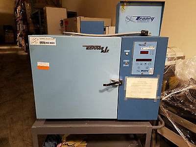Tenney JR 1PH Lab Benchtop Environmental Temperature Test Chamber Oven