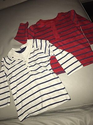 Gorgeous Baby Boys George Long Sleeved Tops Size 6-9 Months