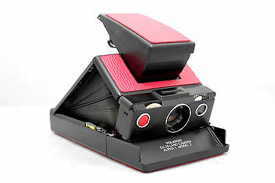 Polaroid Sx-70 Alpha 1 Model 2 Instant Film Camera | Fully Working
