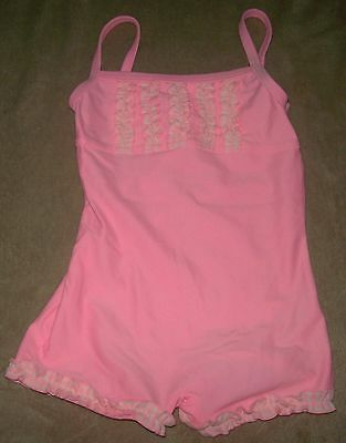 Adams Baby Girls All In One Swimsuit Age 12-18 Mths