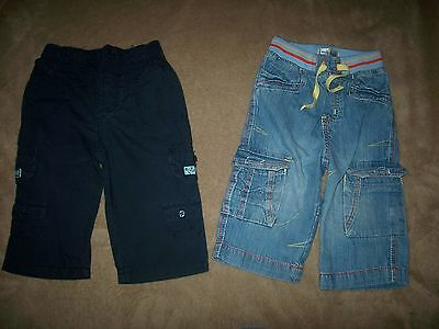 George Baby Boys Trousers Age 6-9 Mths