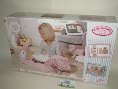 Baby Annabell Sheep bed Zapf Creation 793688 from 2 years NEU