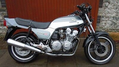 1981 Honda Cb900F - Complete Engine Including Gearbox - Good Condition